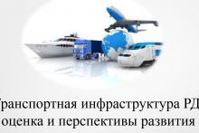 Рекомендации по результатам научного семинара на тему «Транспортная инфраструктура РД: оценка и перспективы развития»