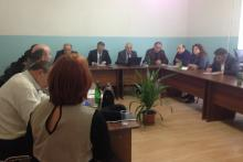 Круглый cтол «Кризисные процессы в России и комплекс антикризисных мер в смягчении последствий кризиса в РД»